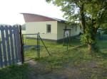 Nově zrekonstruované fotbalové hřiště a zázemí pro sportovce ve Vysokém Chlumci
