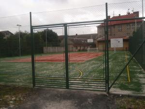 Víceúčelové sportovní hřiště v Nákle, Olomoucký kraj